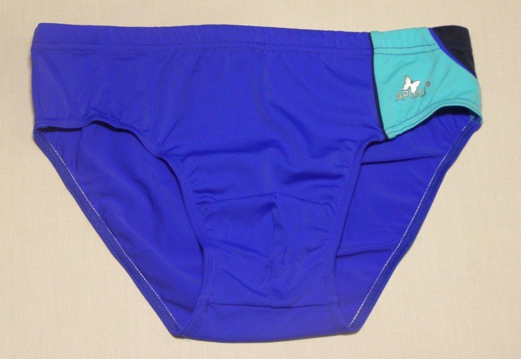 Pánské plavky 0112- modré