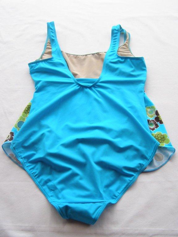 Těhotenské plavky 0323-zadní díl